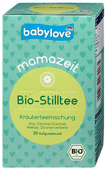 babylove Mama Bio Stilltee Kräuterteemischung