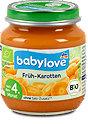 babylove Babybrei Früh-Karotten