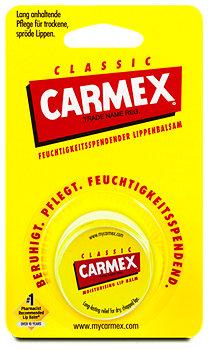 Carmex feuchtigkeitsspendender Lippenbalsam Tiegel