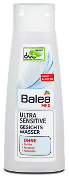 Balea MED Gesichtswasser Ultra Sensitive