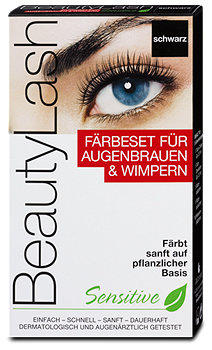 BeautyLash Sensitive Färbeset für Augenbrauen & Wimpern