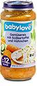 babylove Menü Gemüsereis mit Süßkartoffel & Hühnchen