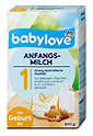 babylove Anfangsmilch 1