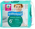 babylove aktiv plus Premium-Windeln Gr. 6+ (17-32 kg)