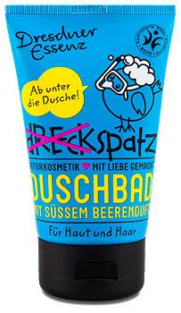 Dresdner Essenz dreckspatz Duschbad mit süßem Beerenduft