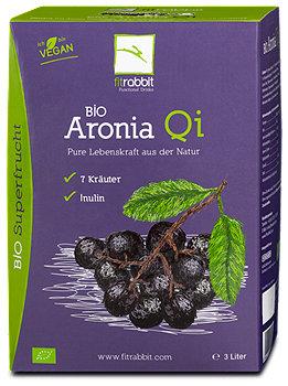 fitrabbit Bio Aronia Qi Fruchtsaft