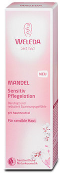 Weleda Mandel Sensitiv Pflegelotion