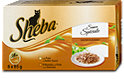Sheba Sauce Spéciale Katzenfutter mit Pute