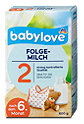 babylove Folgemilch 2