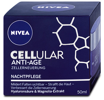 Nivea Cellular Anti Age Nachtpflege