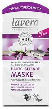 lavera Hautglättende Maske gestraffte Haut
