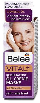 Balea Vital+ reichhaltige Öl-Creme Maske