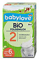 babylove Bio Folgemilch 2