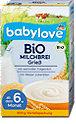 babylove Bio Milchbrei Grieß