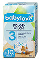 babylove Folgemilch 3