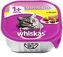 whiskas 1+ Jahre Katzenfutter sensitive mit Huhn