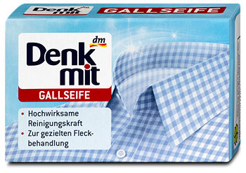Denkmit Gallseife