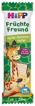 Hipp Früchte Freund Bio-Früchte-Riegel Apfel-Banane Hafer