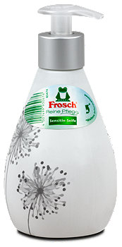 Frosch Reine Pflege Sensitiv Seife sort.