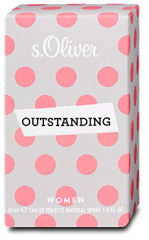 s.Oliver Outstanding Women EdT