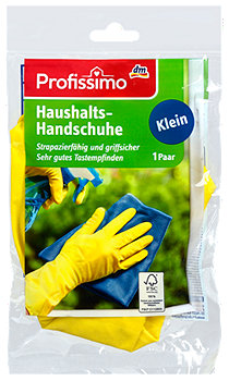 Profissimo Haushalts-Handschuhe Klein