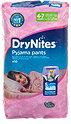 DryNites Pyjama Pants for Girls Nacht-Höschen (17-30 kg)