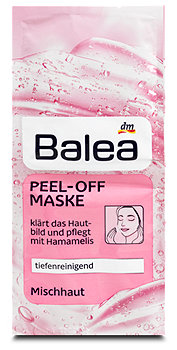 Balea Peel-Off Maske