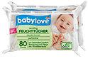 babylove sensitive Feuchttücher