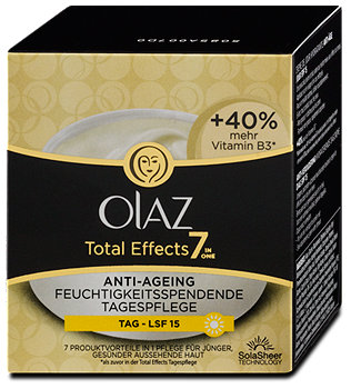 Olaz Total Effects 7 in one Anti-Ageing Tagespflege