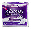 always twist & flex Binden ultra long plus