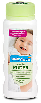 babylove Babypuder