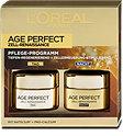 L'Oréal Paris Age Perfect Pflegeset Tages- und Nachtcreme
