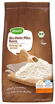 Alnavit Bio Mehl Mix Basis