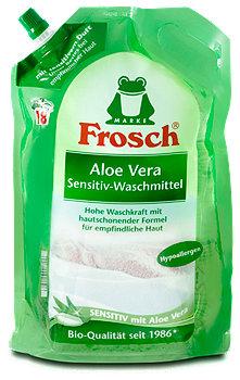 Frosch Waschmittel sensitiv Aloe Vera