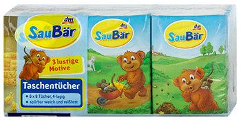 SauBär Taschentücher