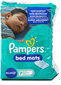 Pampers bed mats Super Saugfähige Bettunterlage