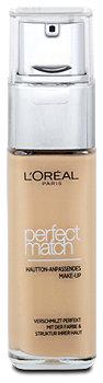 L'Oréal Paris Perfect Match Hautton-Anpassendes Make-up