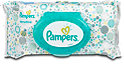 Pampers Feuchttücher sensitive Ballons