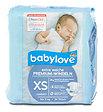 babylove Premium-Windeln Gr. XS (bis 3 kg)
