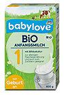 babylove Bio Anfangsmilch 1