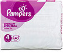 Pampers active fit Windeln Gr. 4 (7-18 kg) Monatsbox