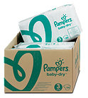 Pampers baby-dry Windeln Gr. 3 (4-9 kg) Monatsbox