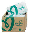 Pampers baby-dry Windeln Gr. 3 (6-10 kg) Monatsbox