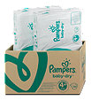 Pampers baby-dry Windeln Gr. 4+ (9-20 kg) Monatsbox