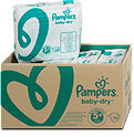 Pampers baby-dry Windeln Gr. 5+ (13-27 kg) Monatsbox