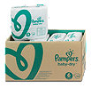 Pampers baby-dry Windeln Gr. 6 (15+ kg) Monatsbox