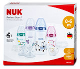 Nuk Perfect Start+ Die Erstausstattung fürs Baby