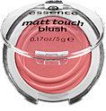 essence matt touch blush Rouge