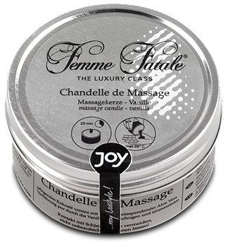 Joydivision Femme Fatale Massagekerze