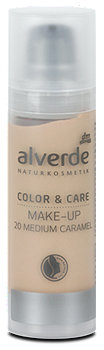 alverde Color & Care Make-up